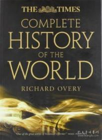 The Times Complete History Of The World-时代完成了世界的历史