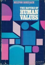The Nature Of Human Values-人类价值观的本质