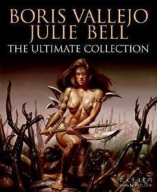 Boris Vallejo And Julie Bell-鲍里斯·瓦莱乔和朱莉·贝尔
