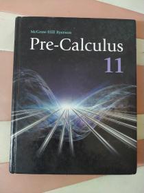 (英文原版) Pre-calculus 11(英文原版 精装)
