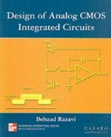 Design of Analog CMOS Integrated Circuits