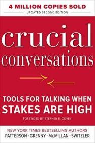 Crucial Conversations-关键对话