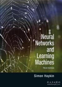 Neural Networks And Learning Machines (3rd Edition)-神经网络与学习机器(第三版)