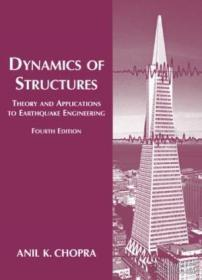 Dynamics Of Structures-结构动力学