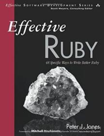 Effective Ruby-有效红宝石