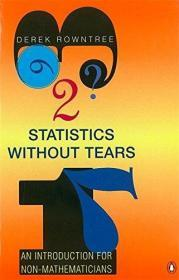 Statistics Without Tears-统计无泪