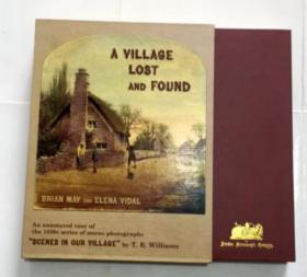 """A Village Lost and Found: An annotated tour of the 1850s series of stereo photographs """"Scenes in Our Village"""" by T. R. Williams"""
