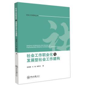 社会工作职业化与发展型社会工作建构