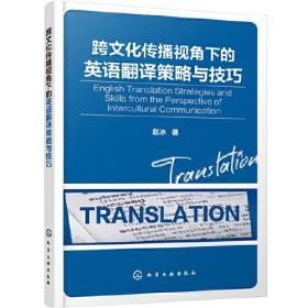 跨文化传播视角下的英语翻译策略与技巧