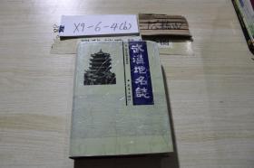 武汉地名志