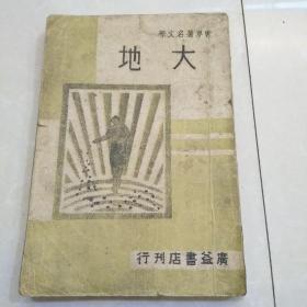 大地~康德八年出版