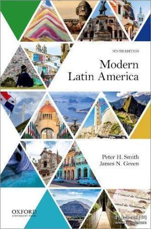 Modern Latin America:9th Edition