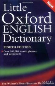 Little Oxford English Dictionary-小牛津英语词典