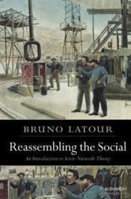 Reassembling The Social-重组社会