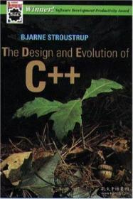 The Design And Evolution Of C++-C++的设计与实现