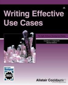 Writing Effective Use Cases-编写有效的用例