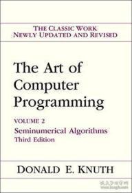 The Art of Computer Programming, Volume 2