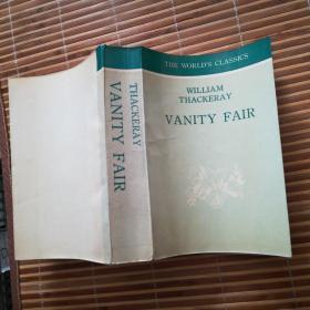 VANITY FAIR (萨克雷《名利场》,英文版,多插图)