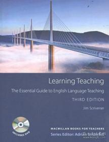 Learning Teaching,Third Edition+Dvd Pack
