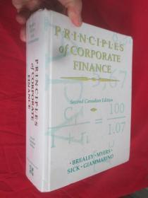 P.R.I.N.C.I.P.L.E.S  of CORPORATE FINANCE (Second Canadian Edition)    ( 16开,精装)  【详见图】
