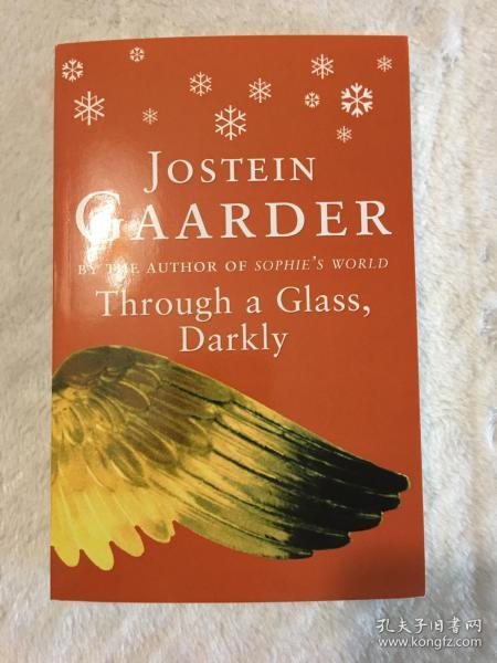 预售挪威大师级作家乔斯坦贾德through a glass darkly