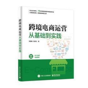 全新正版图书 跨境电商运营从基础到实践 柯丽敏 电子工业出版社 9787121391477 书海情深图书专营店