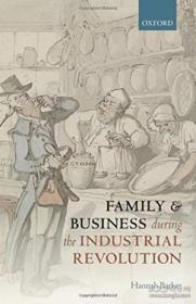 Family and Business During the Industrial Revolution