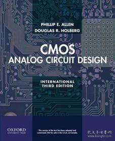 Cmos Analog Circuit Design-Cmos模拟电路设计