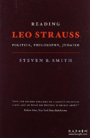 Reading Leo Strauss