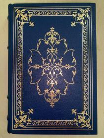 Franklin Library真皮限量本:Jane Eyre《简爱》世界最伟大的100本书系列