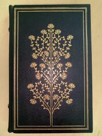 Franklin Library真皮限量本:The Age Of Innocence,《纯真年代》,伊迪丝·华顿(著),1921年普利策小说奖