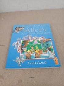 Alice s Adventures in wonderland 爱丽丝梦游仙境