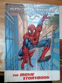 the amazing spider man 2 THE MOVIE STORYBOOK