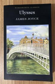 Ulysses (Wordsworth Classics) 尤利西斯 9781840226355