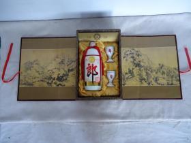 中国名酒郎酒酒瓶