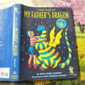 My Father's Dragon 英文原版