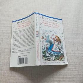 Alice's Adventures in Wonderland & Through the Looking-Glass