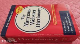 【英文原版】The Merriam - Webster Dictionary 韦伯英语辞典 (品相如图)
