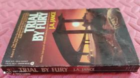 【英文原版】Trial By Fury (品相如图)
