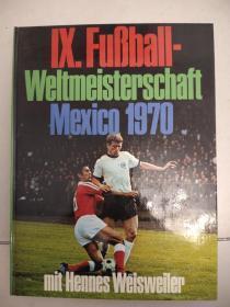 德国原版1974世界杯特刊