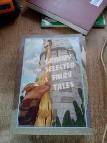 百词斩-阅读计划GRIMMS SELE TEI FAIRY TALES 格林童话集(英文)