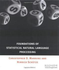 Foundations Of Statistical Natural Language Processing-统计自然语言处理基础