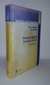 Modern Applied Statistics With S-现代应用统计学