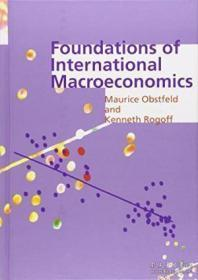 Foundations Of International Macroeconomics-国际宏观经济学基础