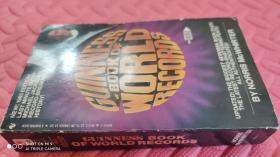 【英文原版】Guinness 1985 Book Of World Records 1985年版吉尼斯世界纪录(品相如图)