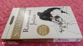 【英文原版】The Tragedy of Romeo and Juliet  罗密欧与朱丽叶 (品相如图)