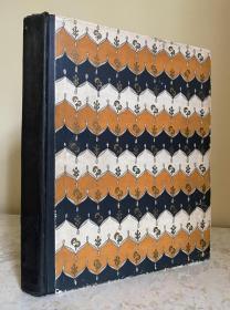极其珍贵,收藏版,1922年纽约出版:鲁拜集RUBAIYAT OF OMAR KHAYYAM ,Annie Fish的20幅精美原装插图