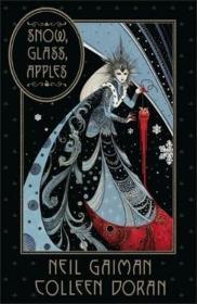 英文原版 Snow  Glass  Apples