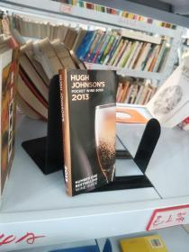 Hugh Johnson's Pocket Wine Book 2013