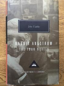 Rabbit angstrom the four novels 兔子四部曲 John Updike 约翰·厄普代克 Everyman's Library 人人文库 全网最低价包邮(人人文库全场2件9.5折,3件9折)